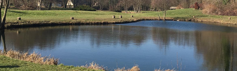 étang pêche truite les biches 1
